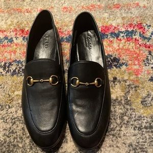 Authentic Gucci Brixton foldable loafers